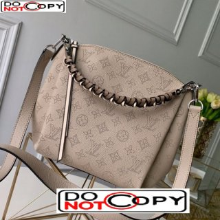 Louis Vuitton Babylone BB Chain Bag in Perforate Calfskin M53913 Beige