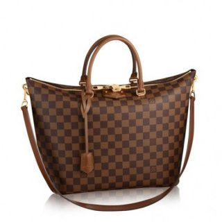 Louis Vuitton Belmont Bag Damier Ebene N63169