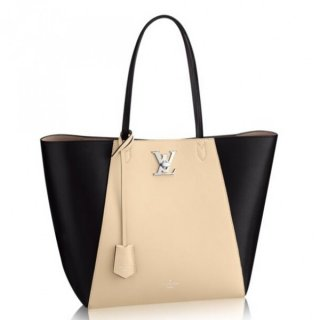 Louis Vuitton Bicolor Lockme Cabas Bag M42289