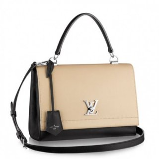 Louis Vuitton Bicolor Lockme II Bag M50252