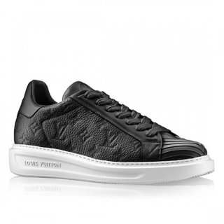 Louis Vuitton Black Blaster Sneaker