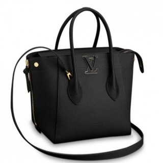 Louis Vuitton Black Freedom Bag M54843