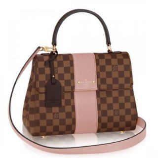 Louis Vuitton Bond Street Bag Damier Ebene N64417