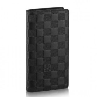Louis Vuitton Brazza Wallet Damier Infini N63010