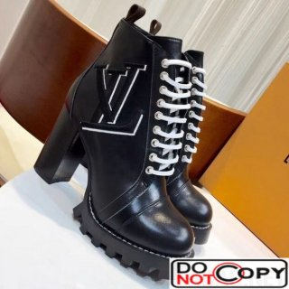 Louis Vuitton Calfskin Star Trail Ankle Boot 1A4WLI