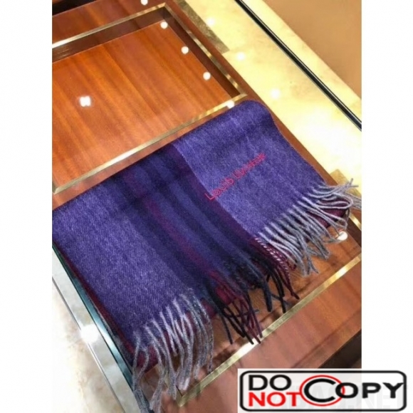 Louis Vuitton Cashmere Scarf for Men 21