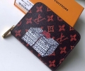 Louis Vuitton Catogram Monogram Canvas Zippy Coin Purse M63883