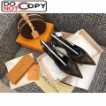 Louis Vuitton Cherie Monogram Canvas Mid Heel Slingback Pump 1A5BPP