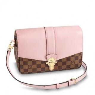 Louis Vuitton Clapton PM Bag Damier Ebene N44244