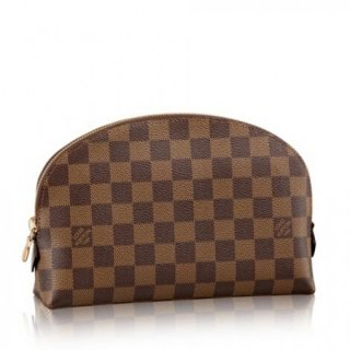 Louis Vuitton Cosmetic Case GM Damier Ebene N23345