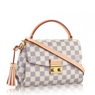 Louis Vuitton Croisette Bag Damier Azur N41581