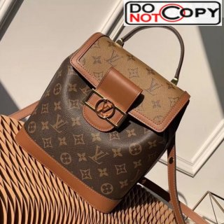 Louis Vuitton Dauphine Monogram Canvas Backpack M44589