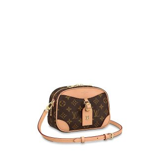 Louis Vuitton Deauville Camera Mini Bag M45528 Monogram Canvas