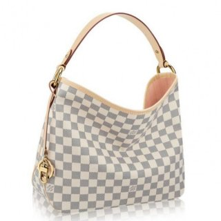 Louis Vuitton Delightful PM Bag Damier Azur N41606