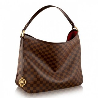 Louis Vuitton Delightful PM Bag Damier Ebene N41459