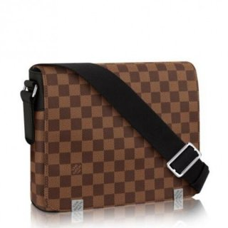 Louis Vuitton District PM Bag Damier Ebene N41031