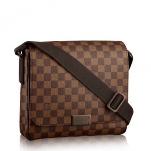 Louis Vuitton District PM Bag Damier Ebene N41213