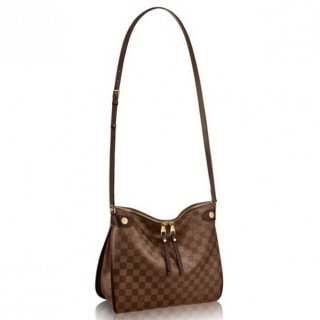 Louis Vuitton Duomo Bag Damier Ebene N41425