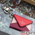 Louis Vuitton Enveloppe Bag Charm Key Holder Red