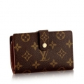 Louis Vuitton French Purse Monogram Canvas M61674