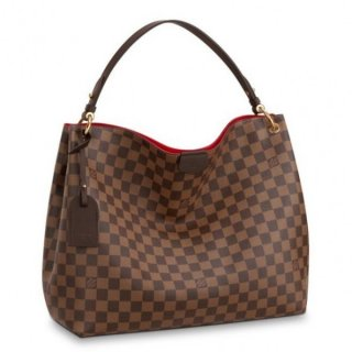 Louis Vuitton Graceful MM Bag Damier Ebene N44045