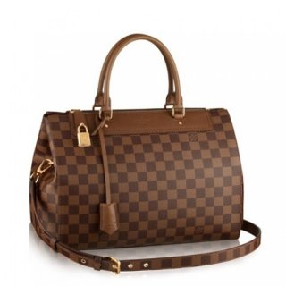 Louis Vuitton Greenwich Bag Damier Ebene N41337