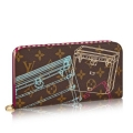 Louis Vuitton Insolite Wallet Monogram Trunks M58508