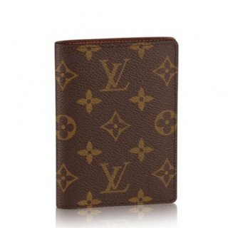 Louis Vuitton James Wallet Monogram Canvas M60251