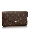 Louis Vuitton Jeanne Wallet Monogram Canvas M62202