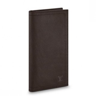 Louis Vuitton Long Coin Wallet Utah Leather M64139