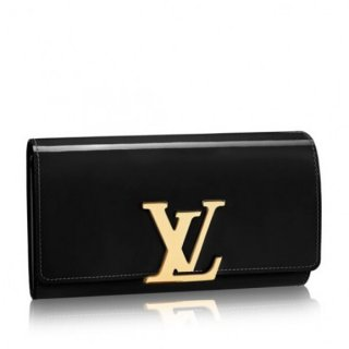 Louis Vuitton Louise Wallet Patent Leather M61316