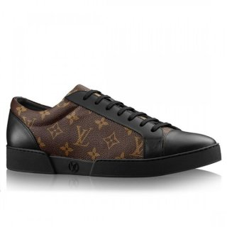 Louis Vuitton Match-Up Sneaker Monogram Canvas