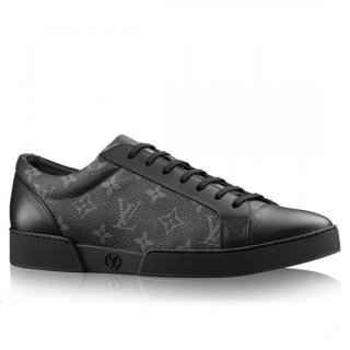 Louis Vuitton Match-Up Sneaker Monogram Eclipse Canvas