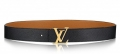 Louis Vuitton Men LV Initiales 40MM Reversible Belt M9151Q