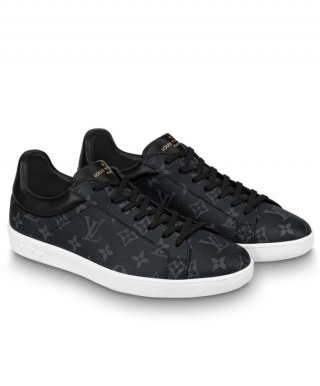 Louis Vuitton Mens Luxembourg Sneaker 1A4PAF black