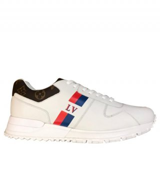 Louis Vuitton Mens Now Yours Sneaker white