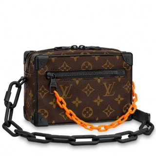 Louis Vuitton Mini Soft Trunk Bag Monogram M44480