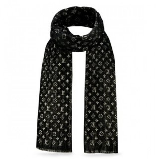 Louis Vuitton Monogram So Glitter Stole M73938