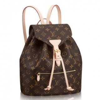 Louis Vuitton Montsouris Backpack Monogram M43431