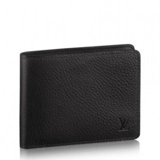 Louis Vuitton Multiple Wallet Taurillon Leather M58189