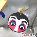 Louis Vuitton My World Tour Bag Charm Key Holder 1