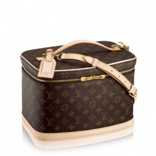 Louis Vuitton Nice Case Monogram Canvas M47280