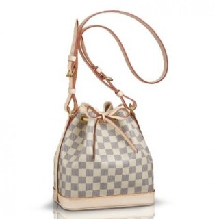 Louis Vuitton Noe BB Bag Damier Azur N41220