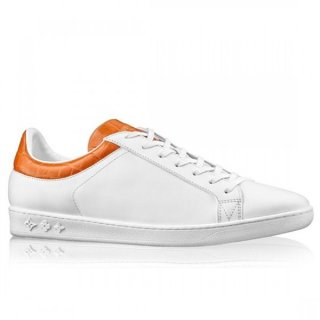 Louis Vuitton Orange Luxembourg Sneaker