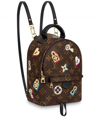 Louis Vuitton Palm Springs backpack M44367 Brown