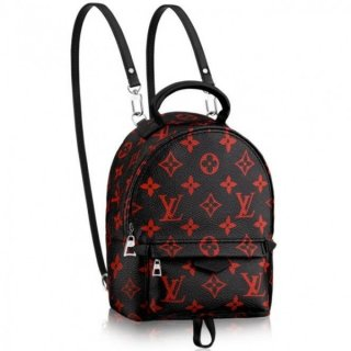 Louis Vuitton Palm Springs Mini Backpack Infrarouge M41457