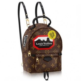 Louis Vuitton Palm Springs Mini Backpack World Tour M42971