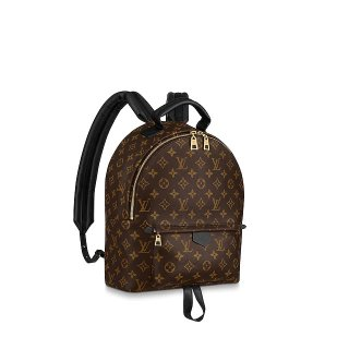 Louis Vuitton Palm Springs MM Monogram Canvas Backpack M44874