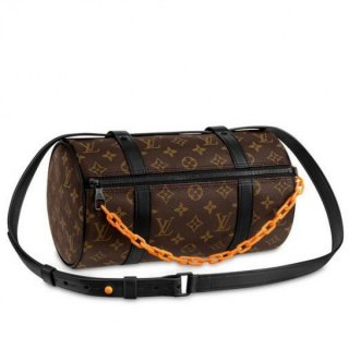Louis Vuitton Papillon Messenger Monogram Canvas M44479