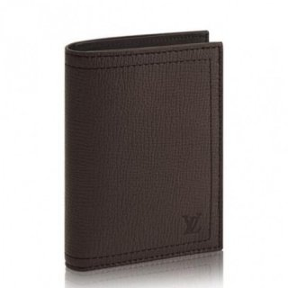 Louis Vuitton Passport Cover Utah Leather M64137